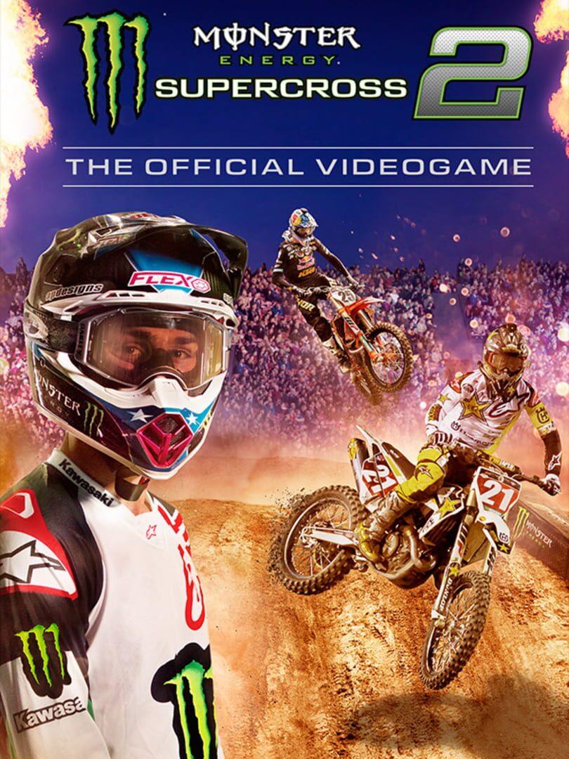 buy Monster Energy Supercross - The Official Videogame 2 cd key for all platform