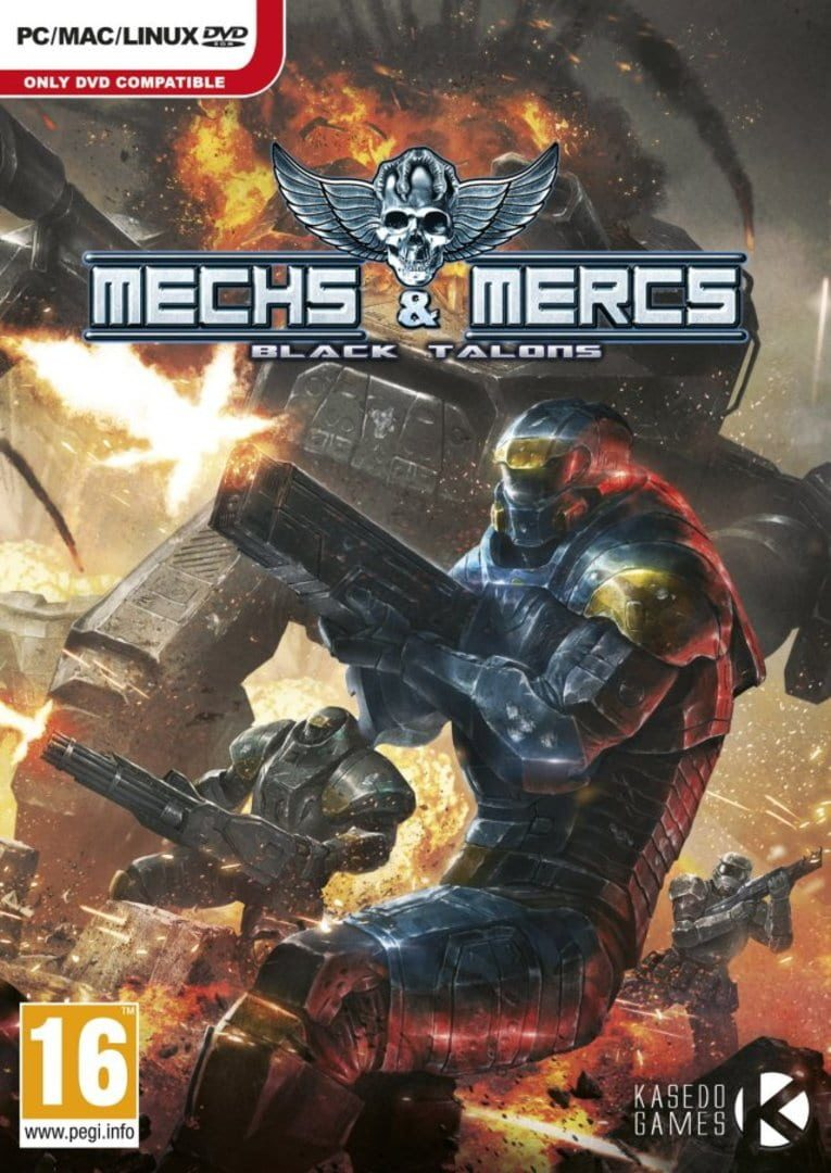 buy Mechs and Mercs: Black Talons cd key for all platform