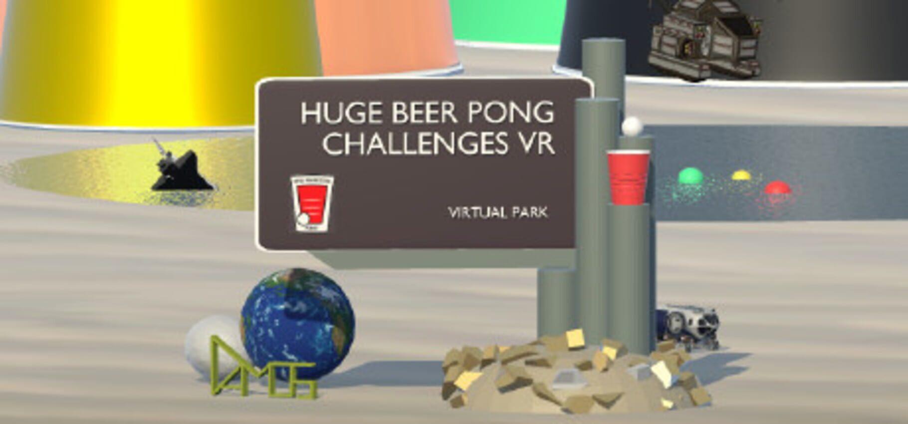 buy HUGE BEER PONG CHALLENGES VR cd key for all platform