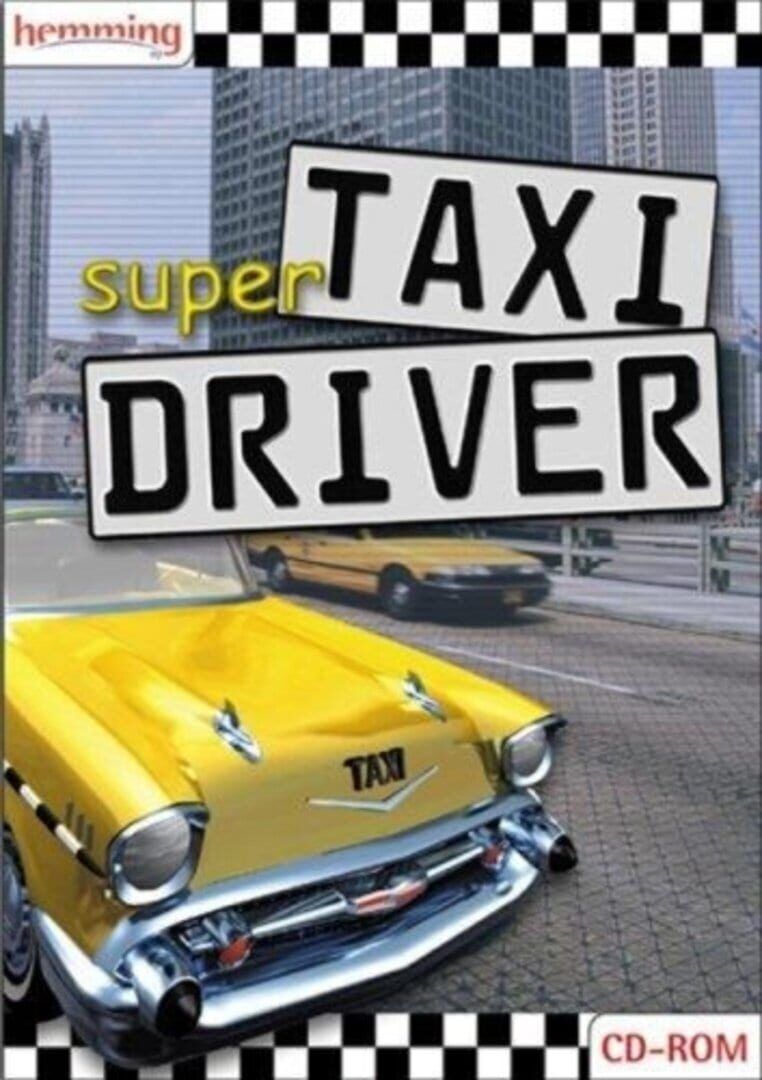 buy Super Taxi Driver cd key for all platform