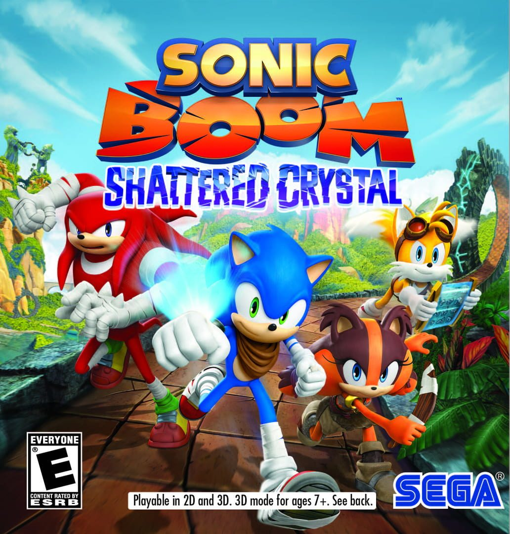 buy Sonic Boom: Shattered Crystal cd key for all platform