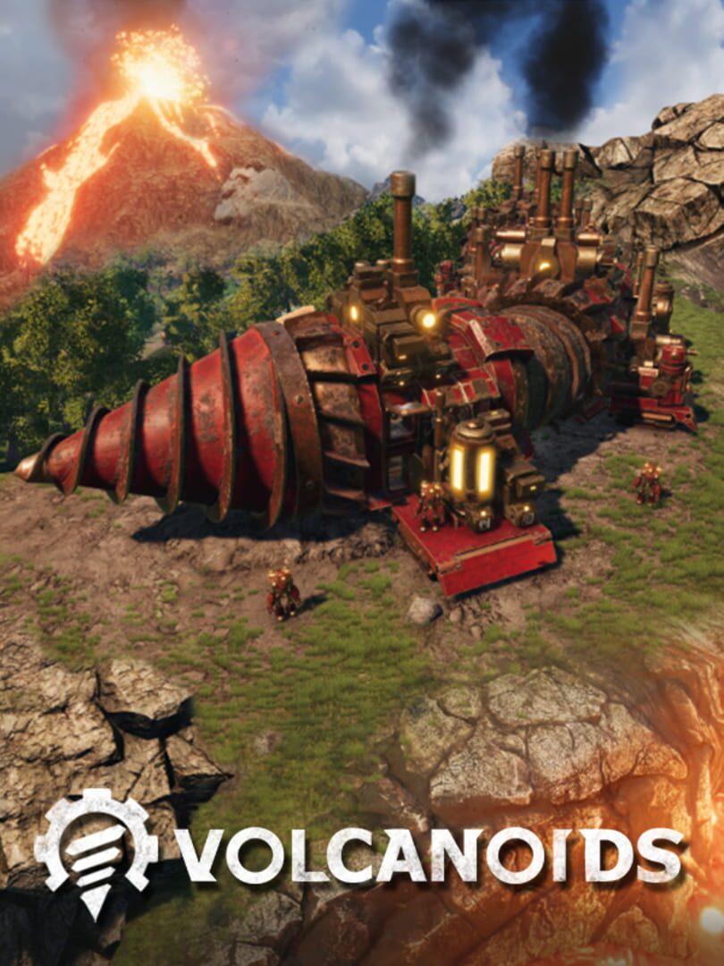 buy Volcanoids cd key for pc platform