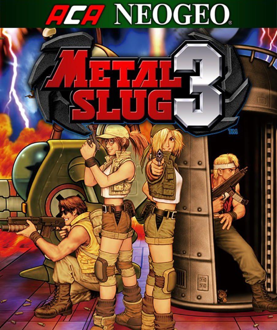 buy ACA NEOGEO METAL SLUG 3 cd key for all platform