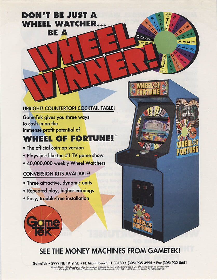 buy Wheel of Fortune cd key for all platform