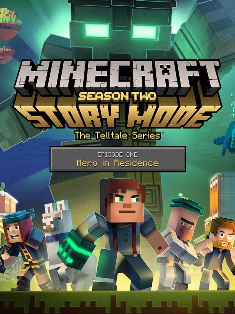 buy Minecraft: Story Mode Season Two - Episode 1: Hero in Residence cd key for all platform