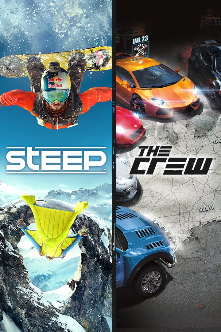 buy Steep and The Crew cd key for all platform