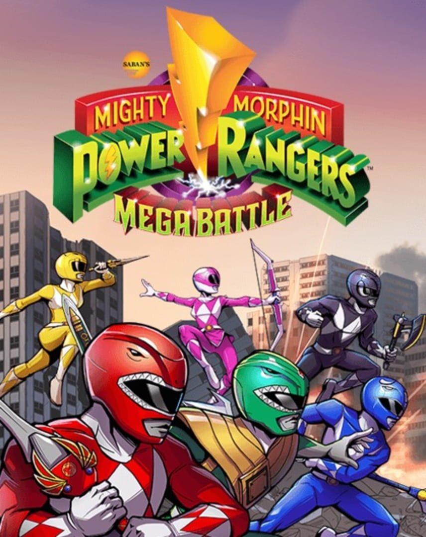 buy Saban's Mighty Morphin Power Rangers: Mega Battle cd key for xbox platform