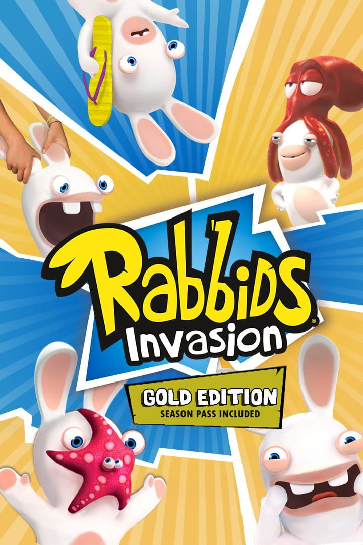 buy RABBIDS INVASION - GOLD EDITION cd key for all platform