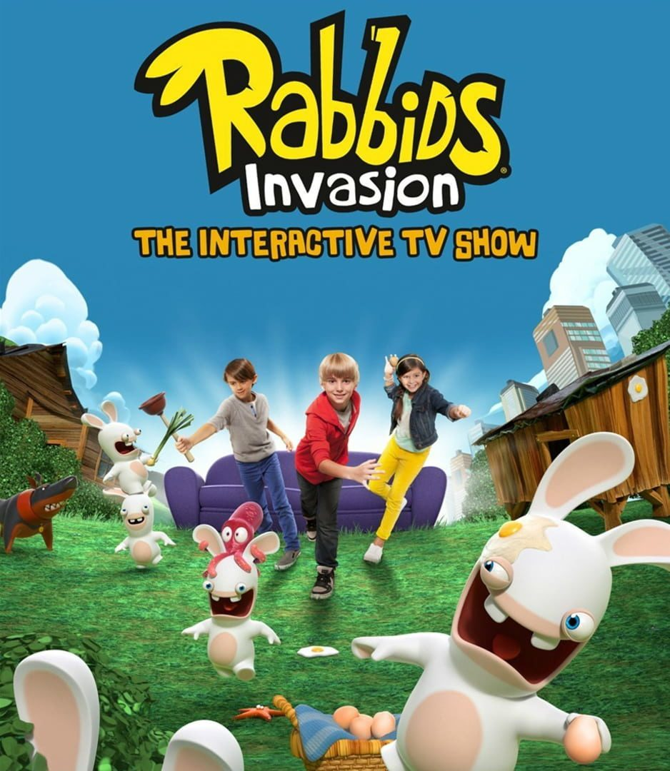 buy Rabbids Invasion: The Interactive TV Show cd key for all platform