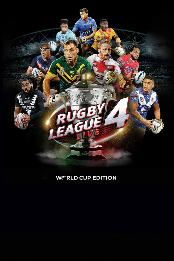 buy Rugby League Live 4 - World Cup Edition cd key for all platform