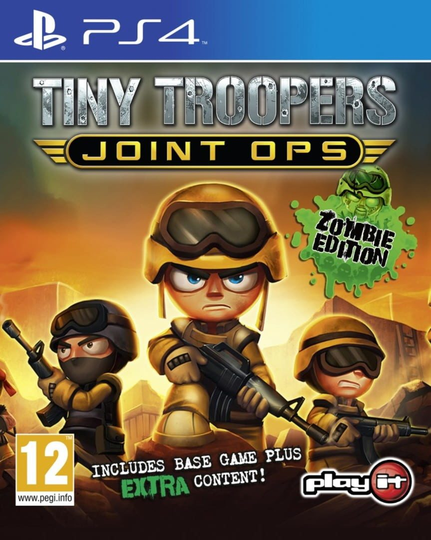 buy Tiny Troopers: Joint Ops cd key for all platform