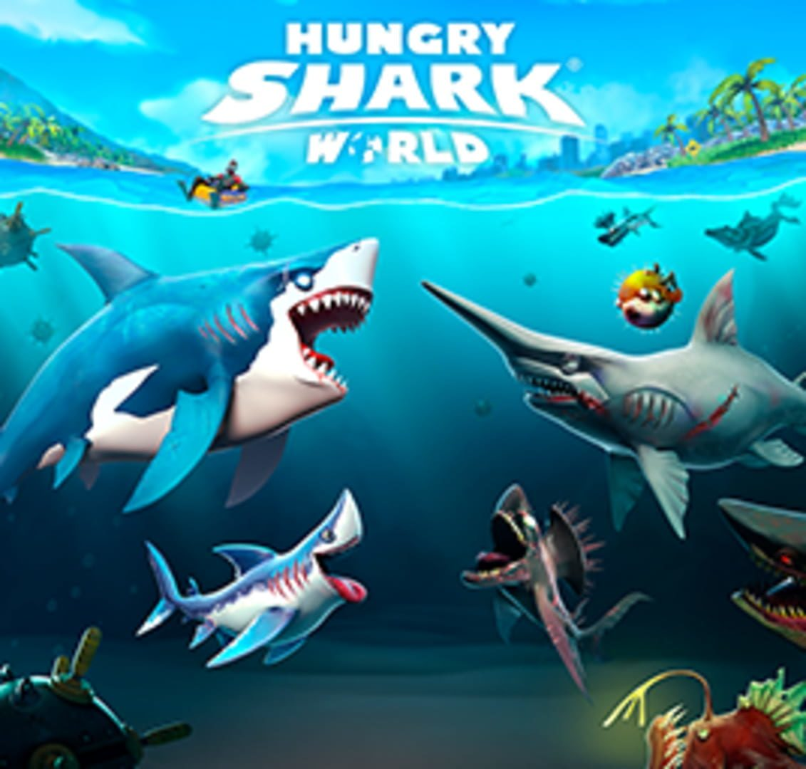 buy Hungry Shark World cd key for all platform