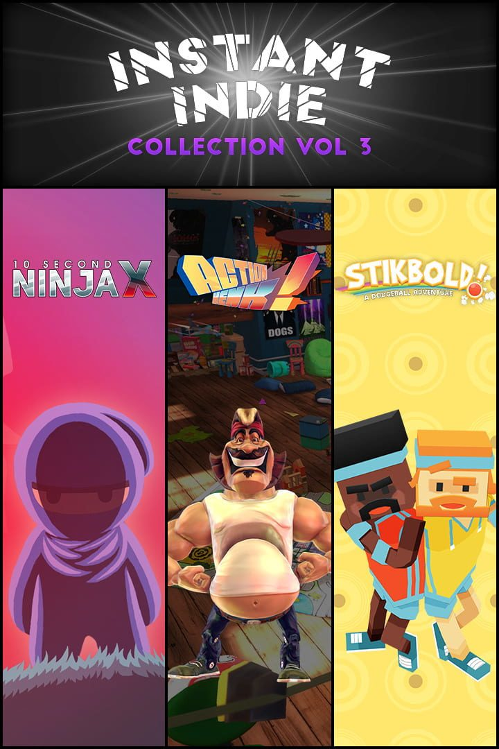 buy Instant Indie Collection: Vol. 3 cd key for all platform