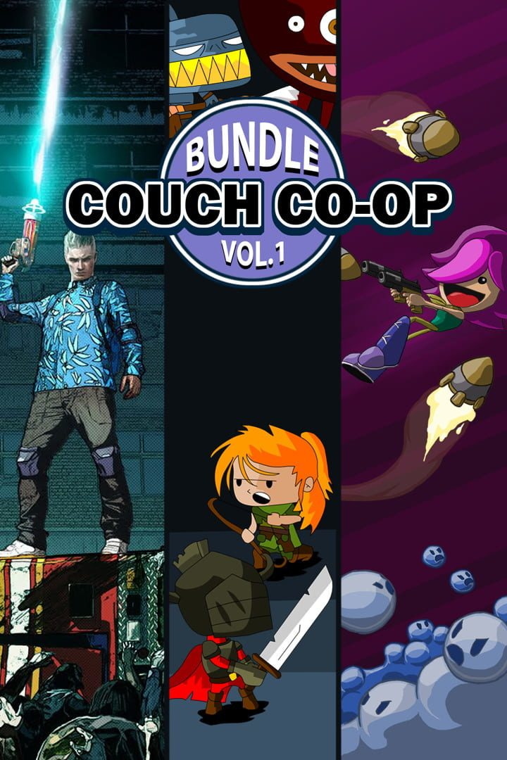 buy Digerati Couch Co-Op Bundle Vol.1 cd key for all platform