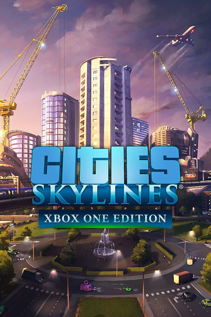 buy Cities: Skylines - Xbox One Edition cd key for all platform
