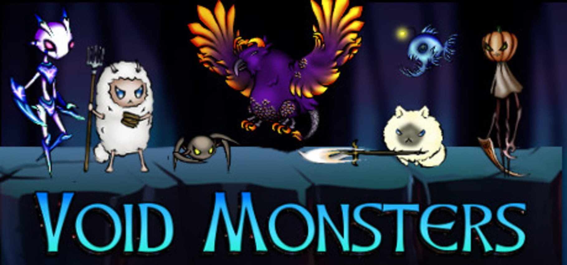 buy Void Monsters: Spring City Tales cd key for all platform