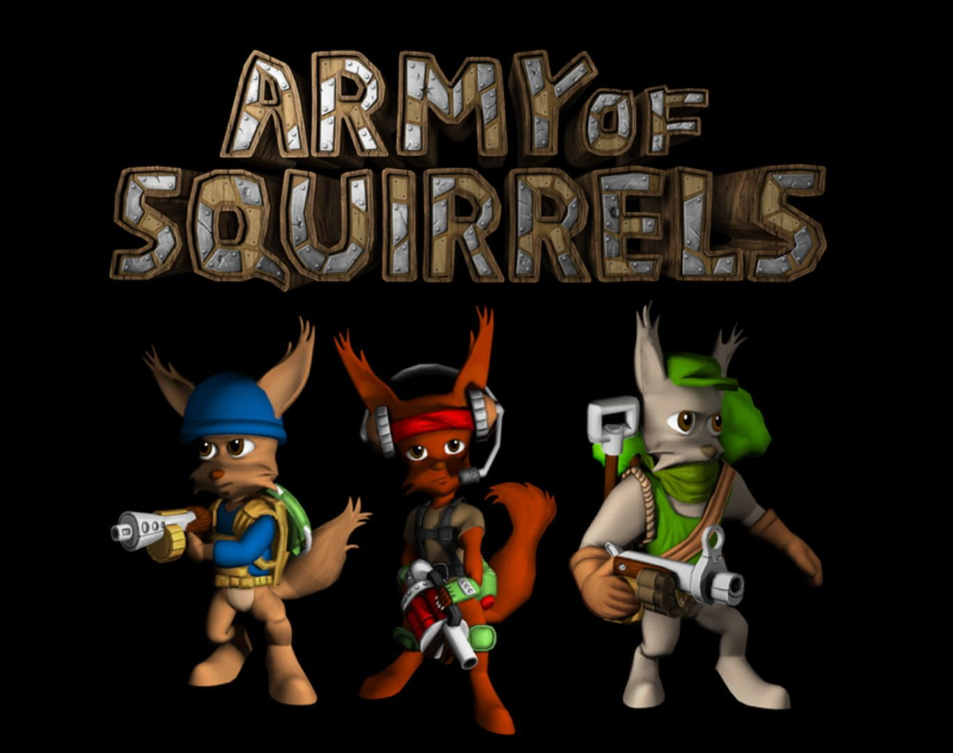 buy Army of Squirrels cd key for all platform