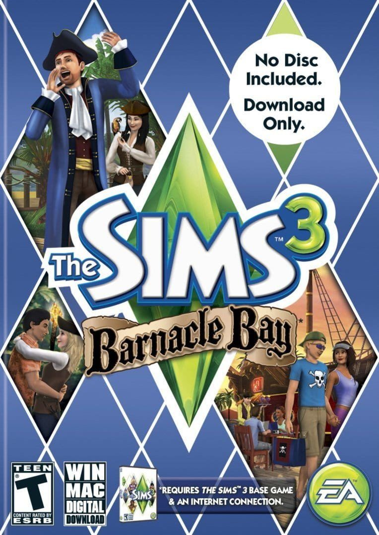 buy The Sims 3: Barnacle Bay cd key for all platform