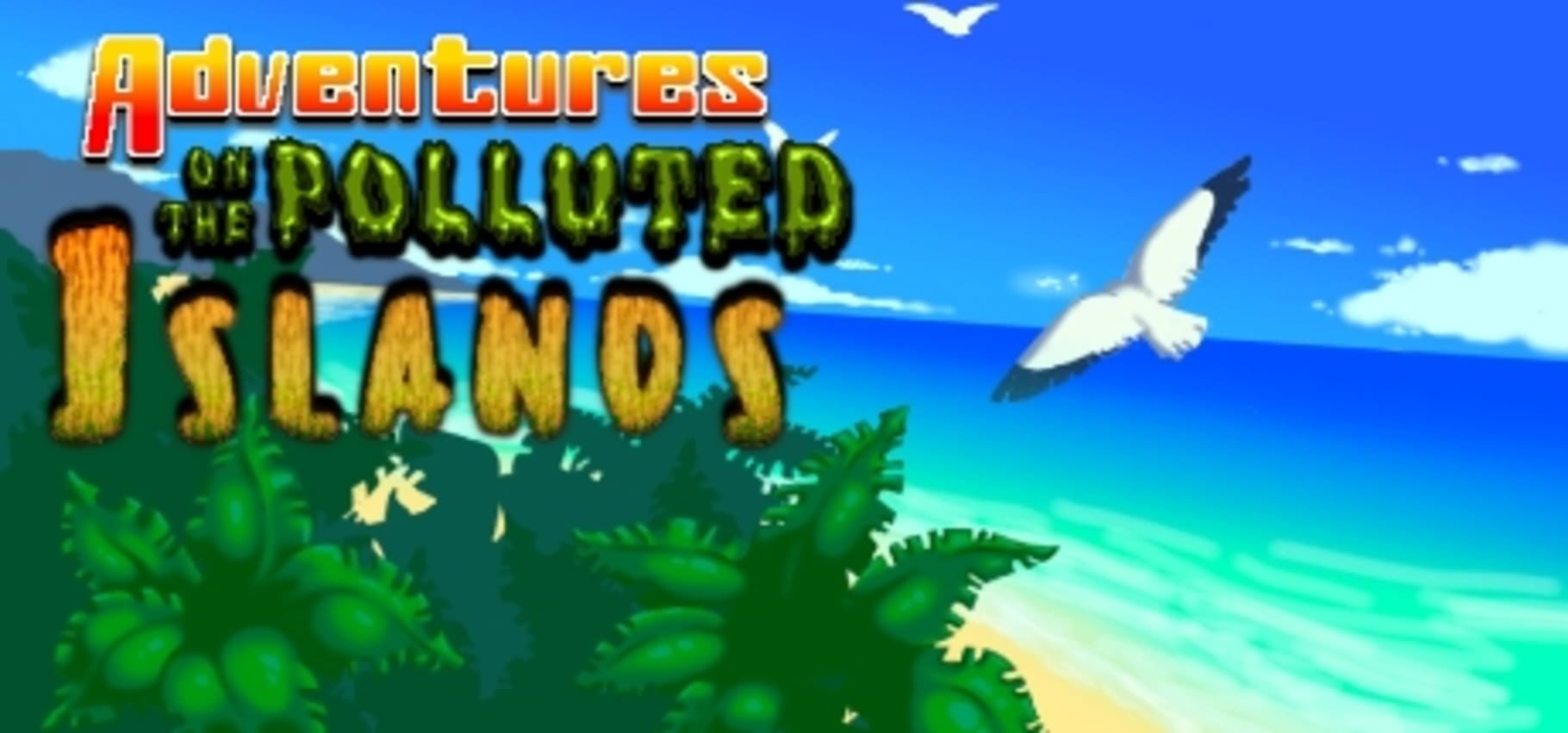 buy Adventures On The Polluted Islands cd key for all platform