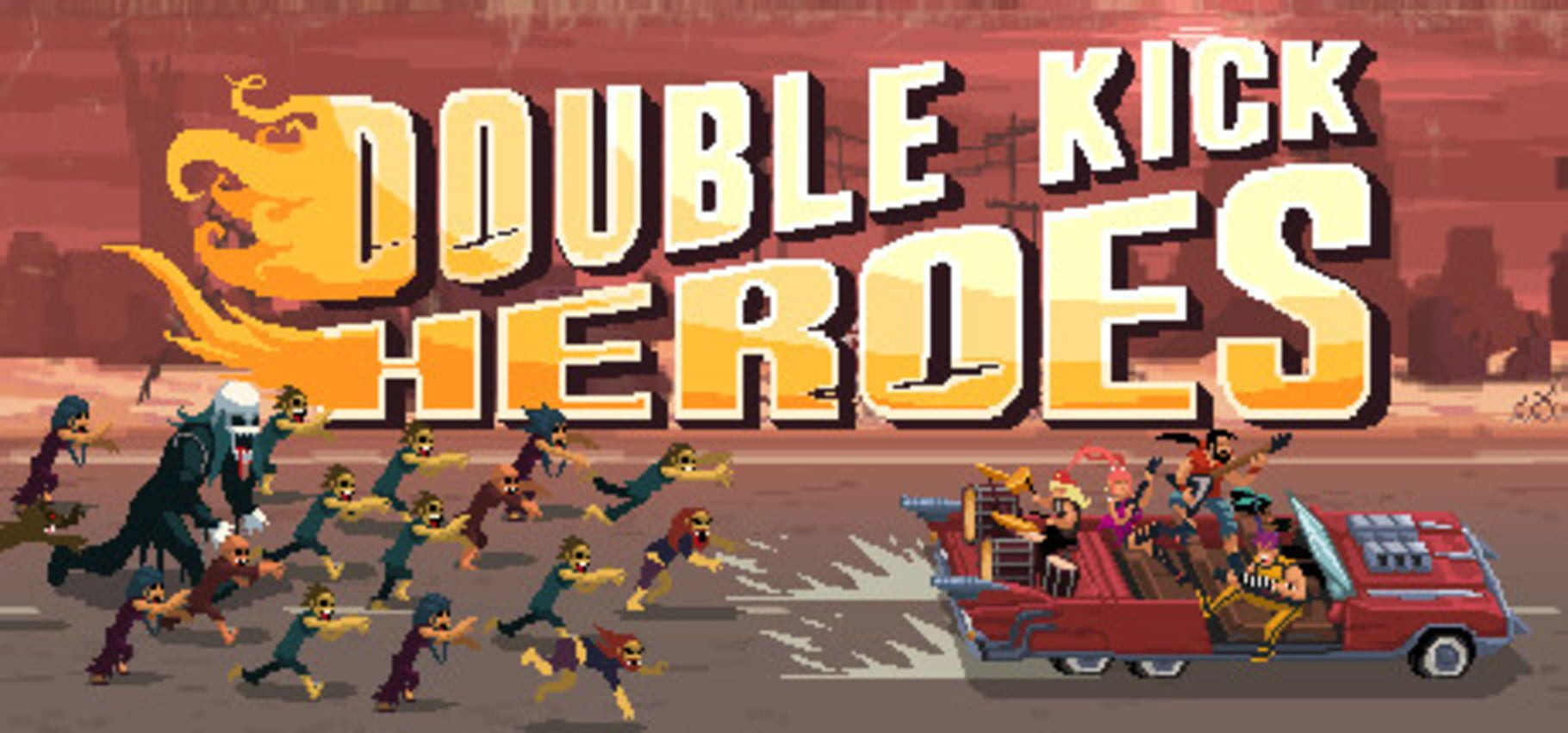 buy Double Kick Heroes cd key for all platform