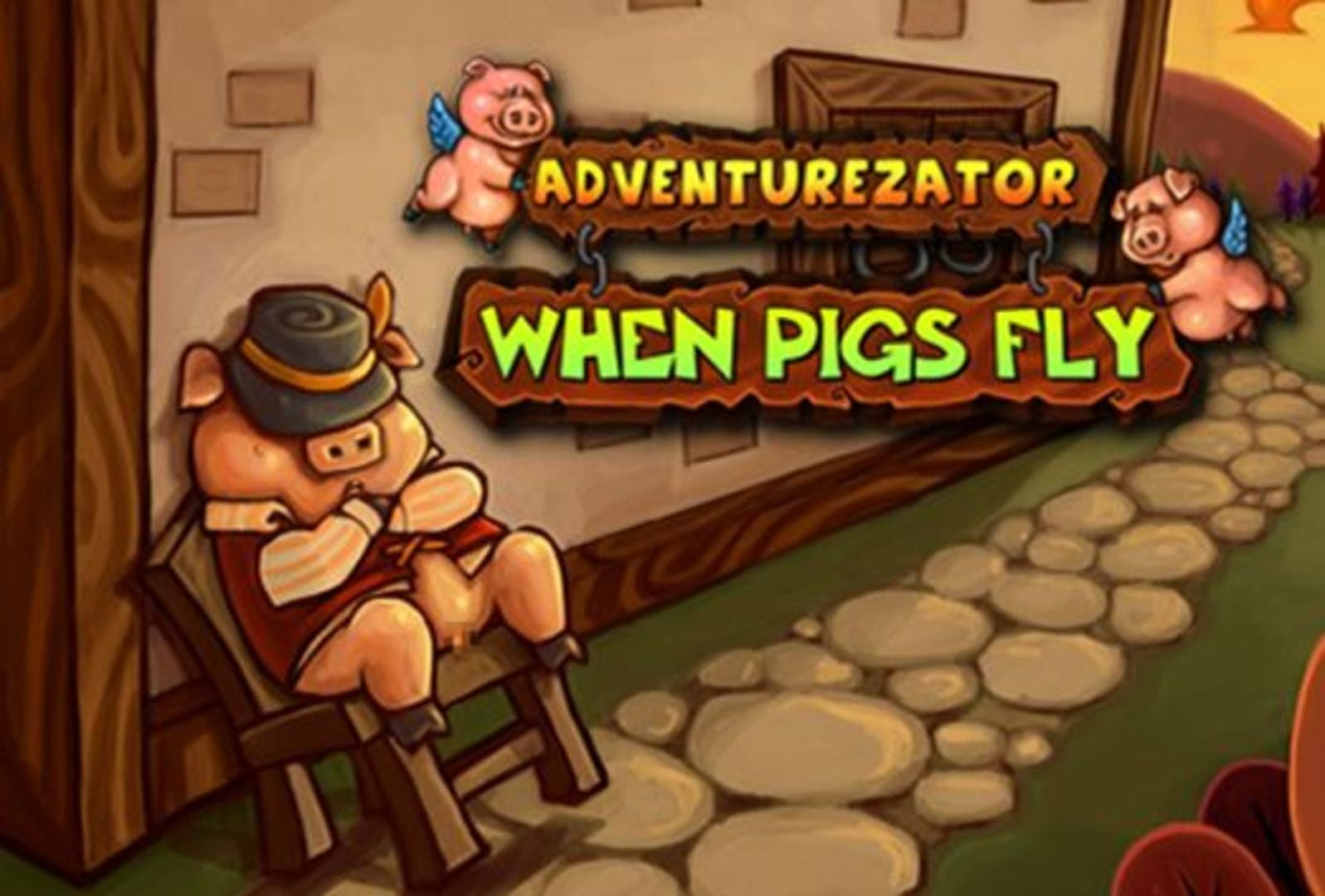 buy Adventurezator: When Pigs Fly cd key for all platform