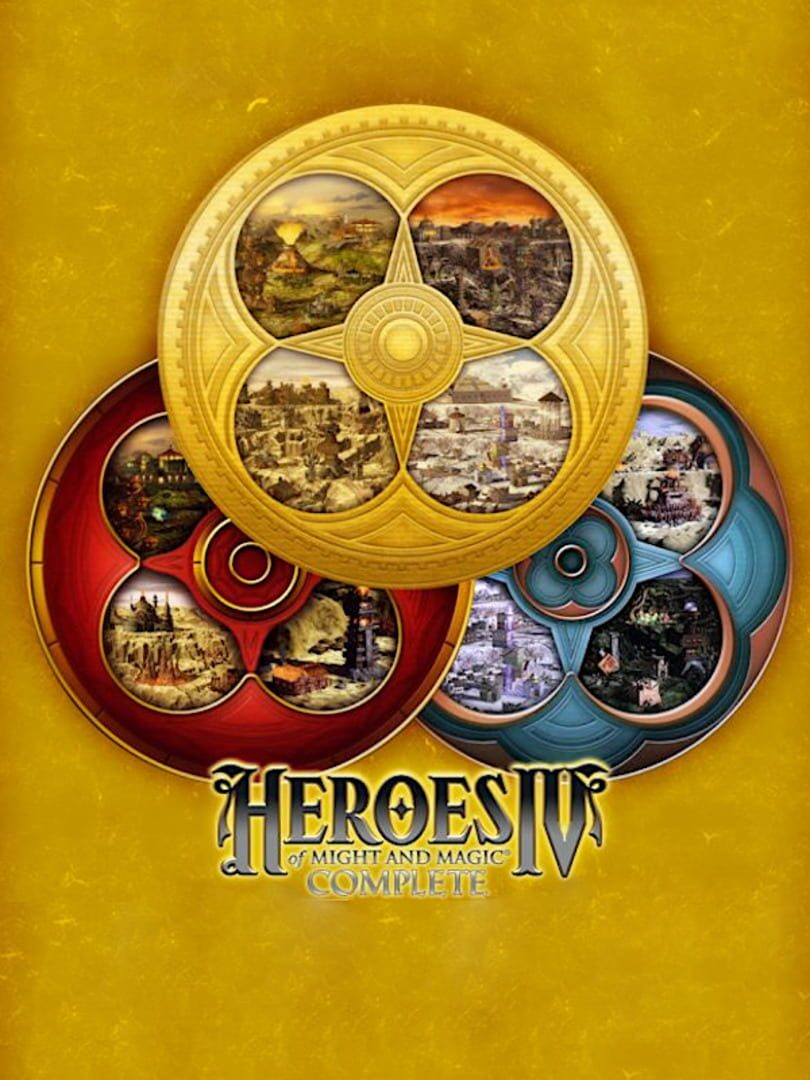 buy Heroes of Might and Magic IV - Complete Edition cd key for all platform