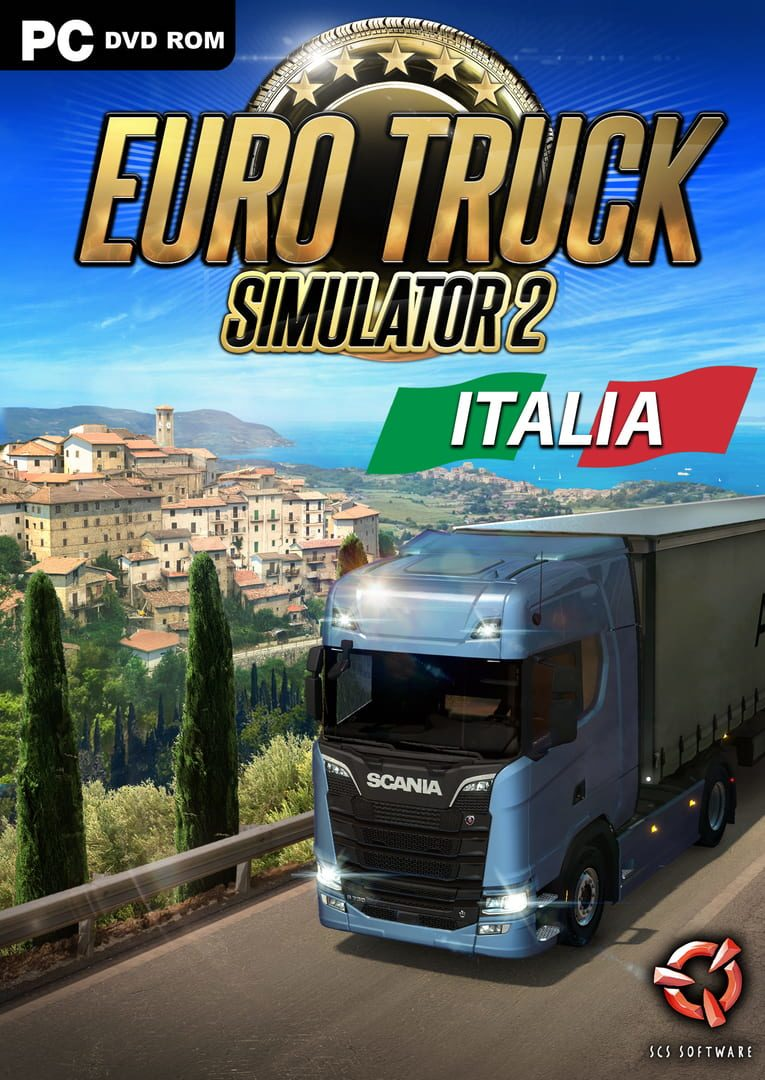 buy Euro Truck Simulator 2 - Italia cd key for all platform