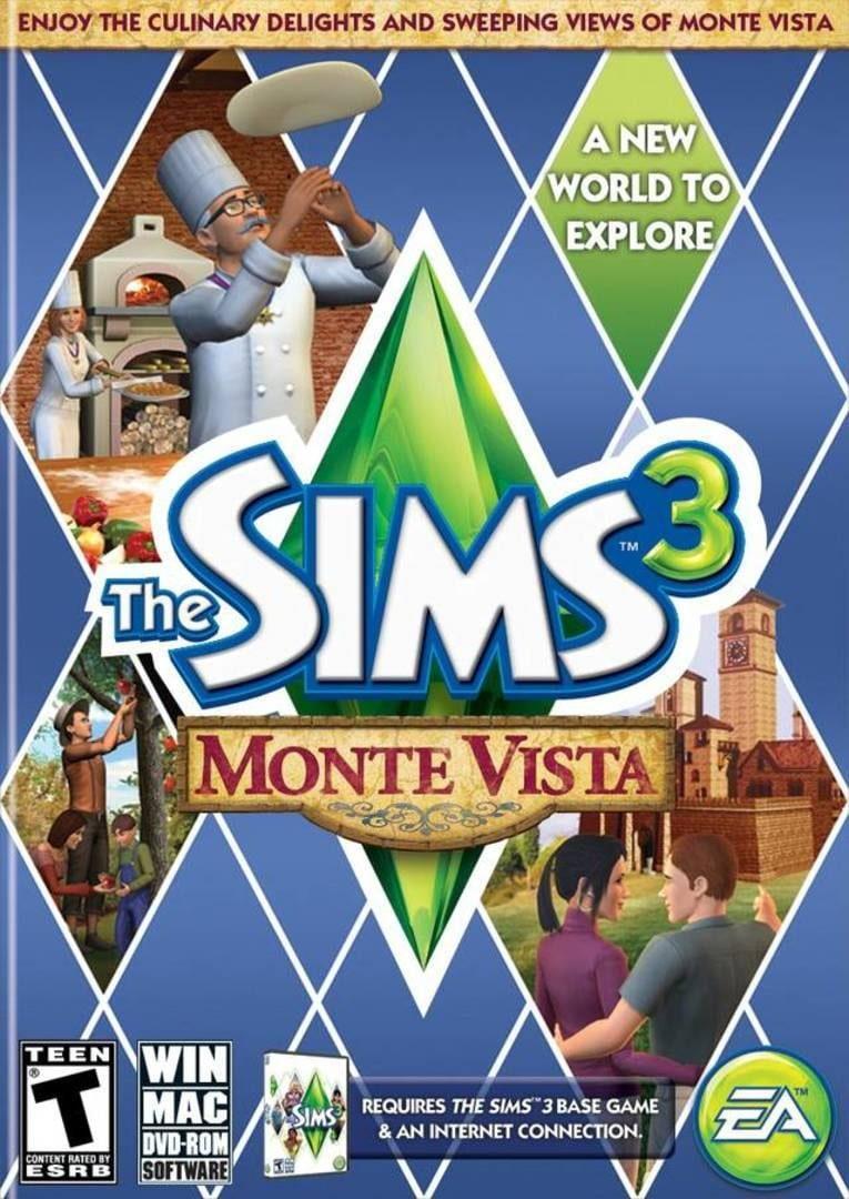 buy The Sims 3: Monte Vista cd key for all platform