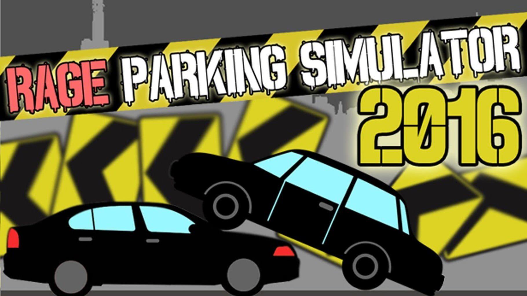 buy Rage Parking Simulator 2016 cd key for all platform