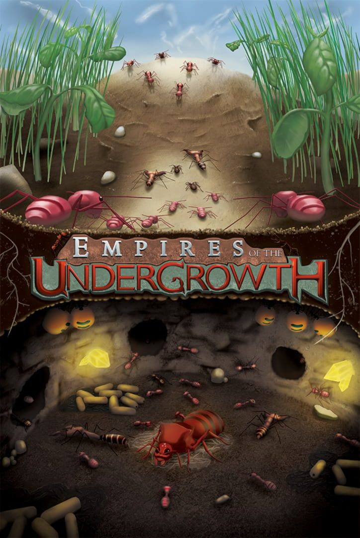 buy Empires of the Undergrowth cd key for all platform
