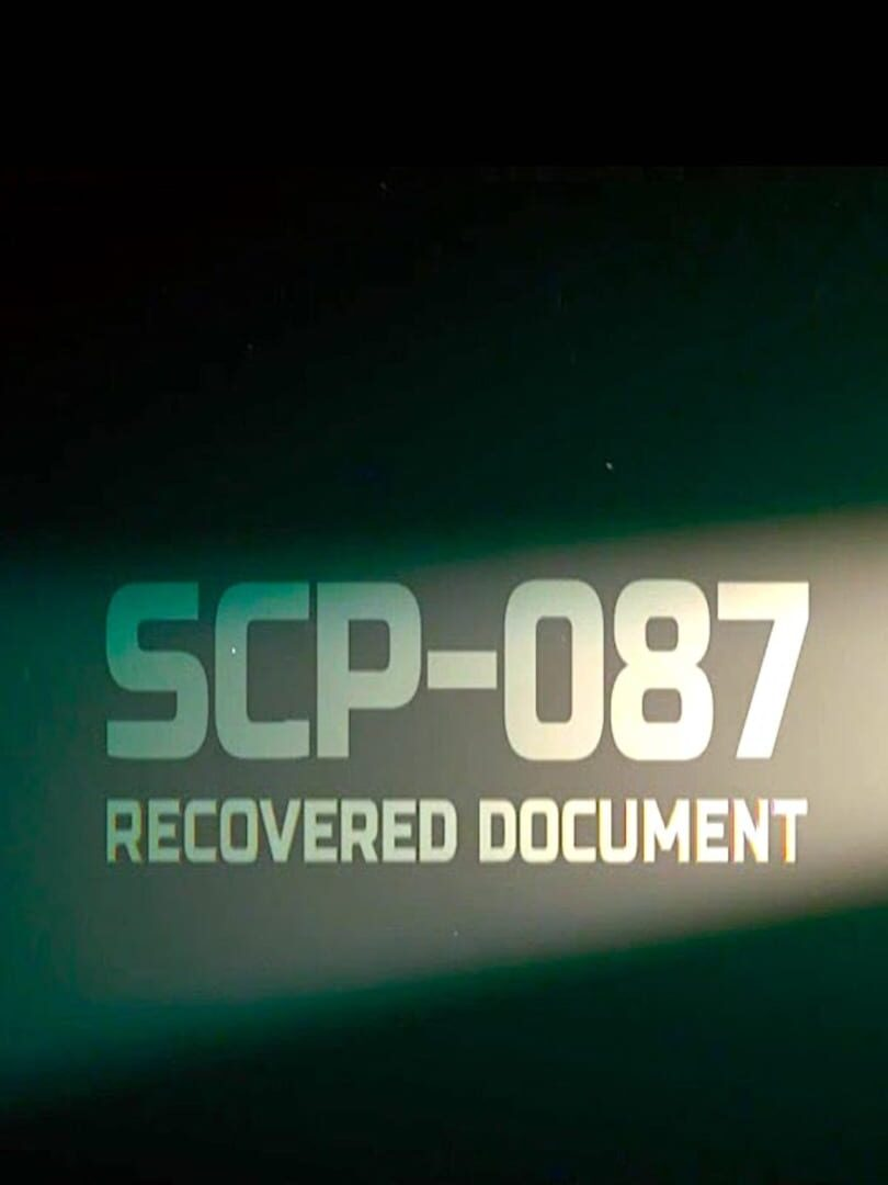 buy SCP-087: Recovered document cd key for all platform