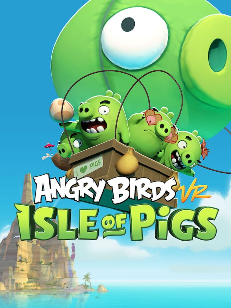 buy Angry Birds VR: Isle of Pigs cd key for all platform
