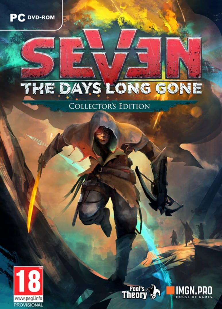 buy Seven: The Days Long Gone - Digital Collector's Edition cd key for all platform