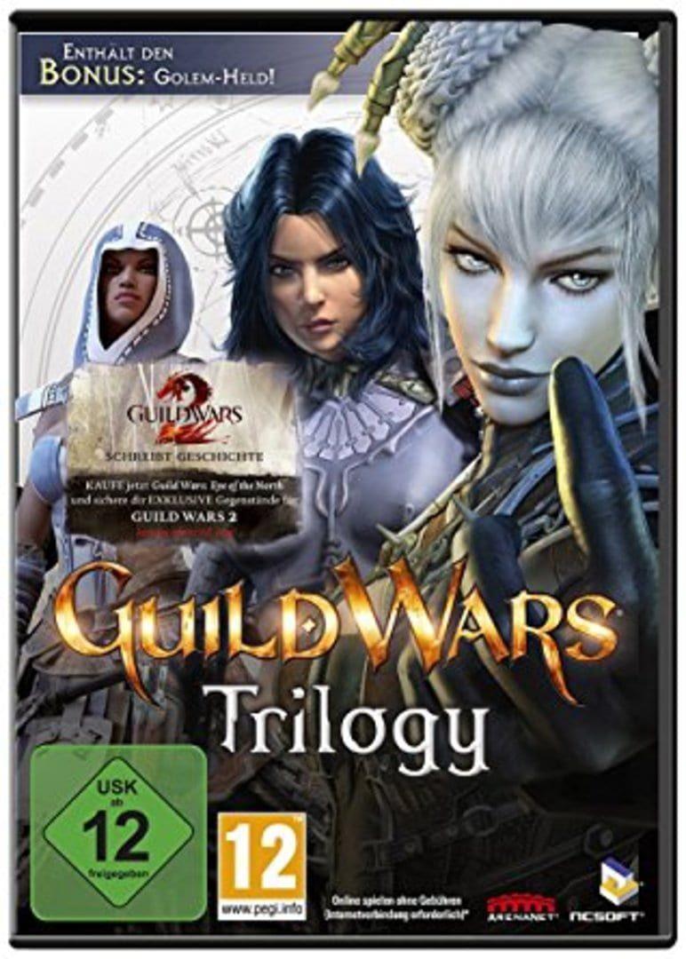 buy Guild Wars: Trilogy cd key for pc platform