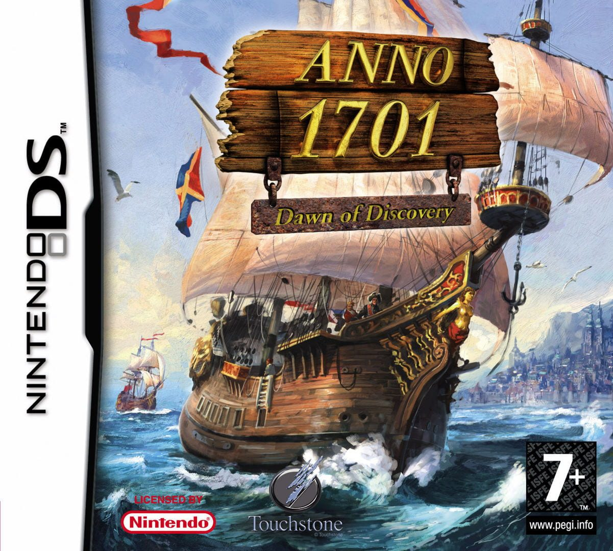 buy Anno 1701: Dawn of Discovery cd key for all platform