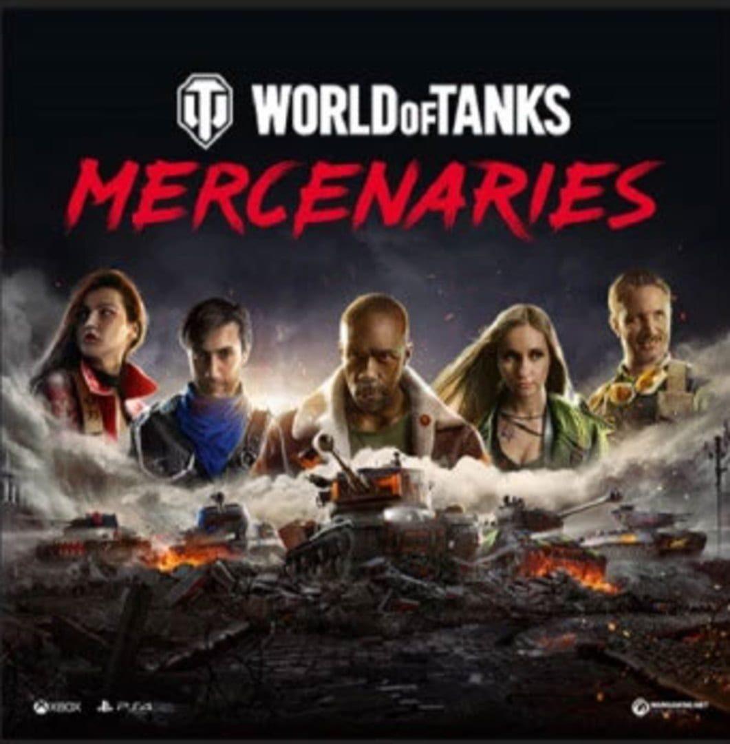 buy World Of Tanks: Mercenaries cd key for all platform