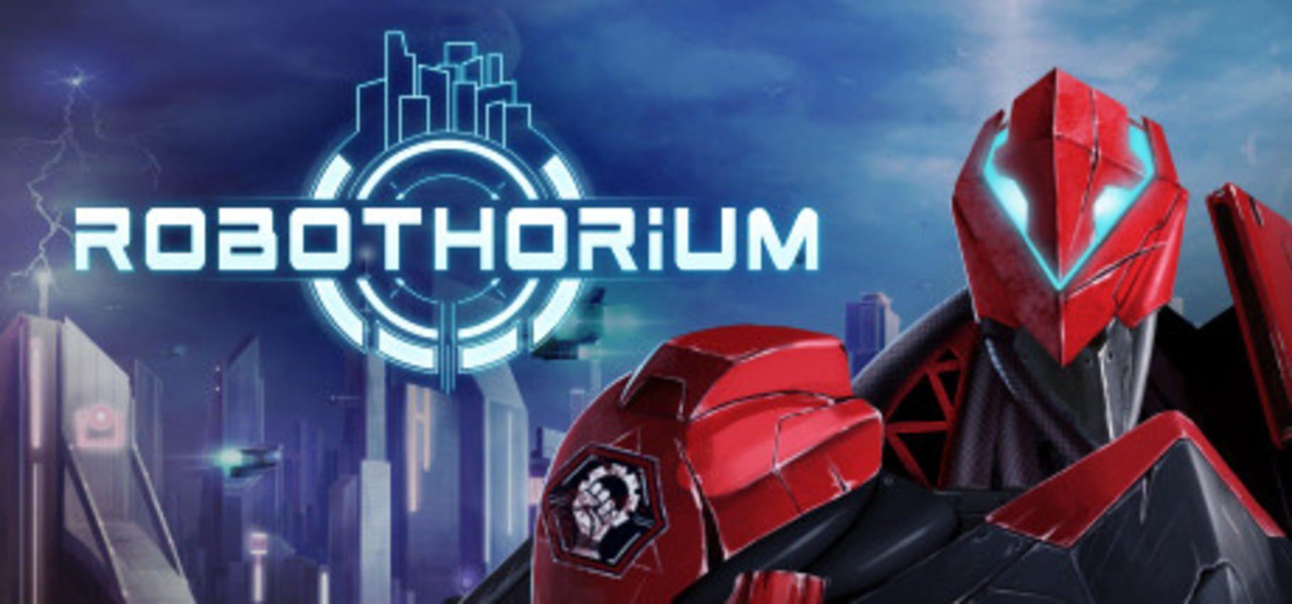 buy Robothorium cd key for all platform