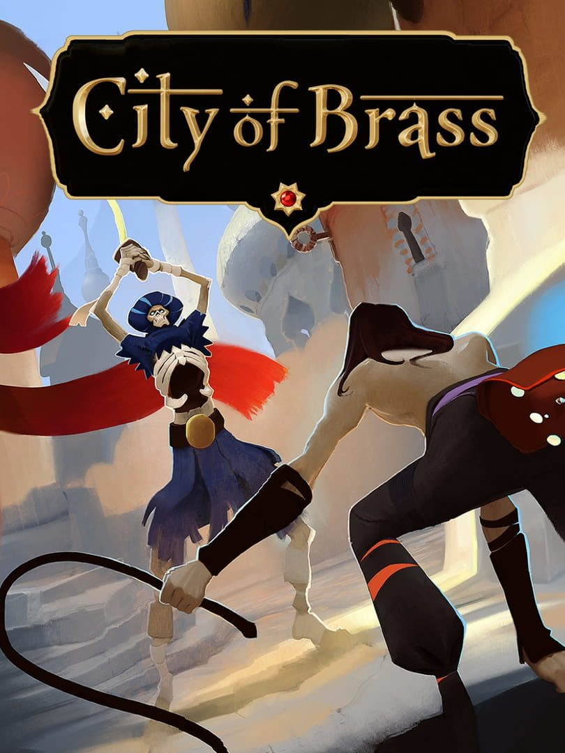 buy City of Brass cd key for all platform