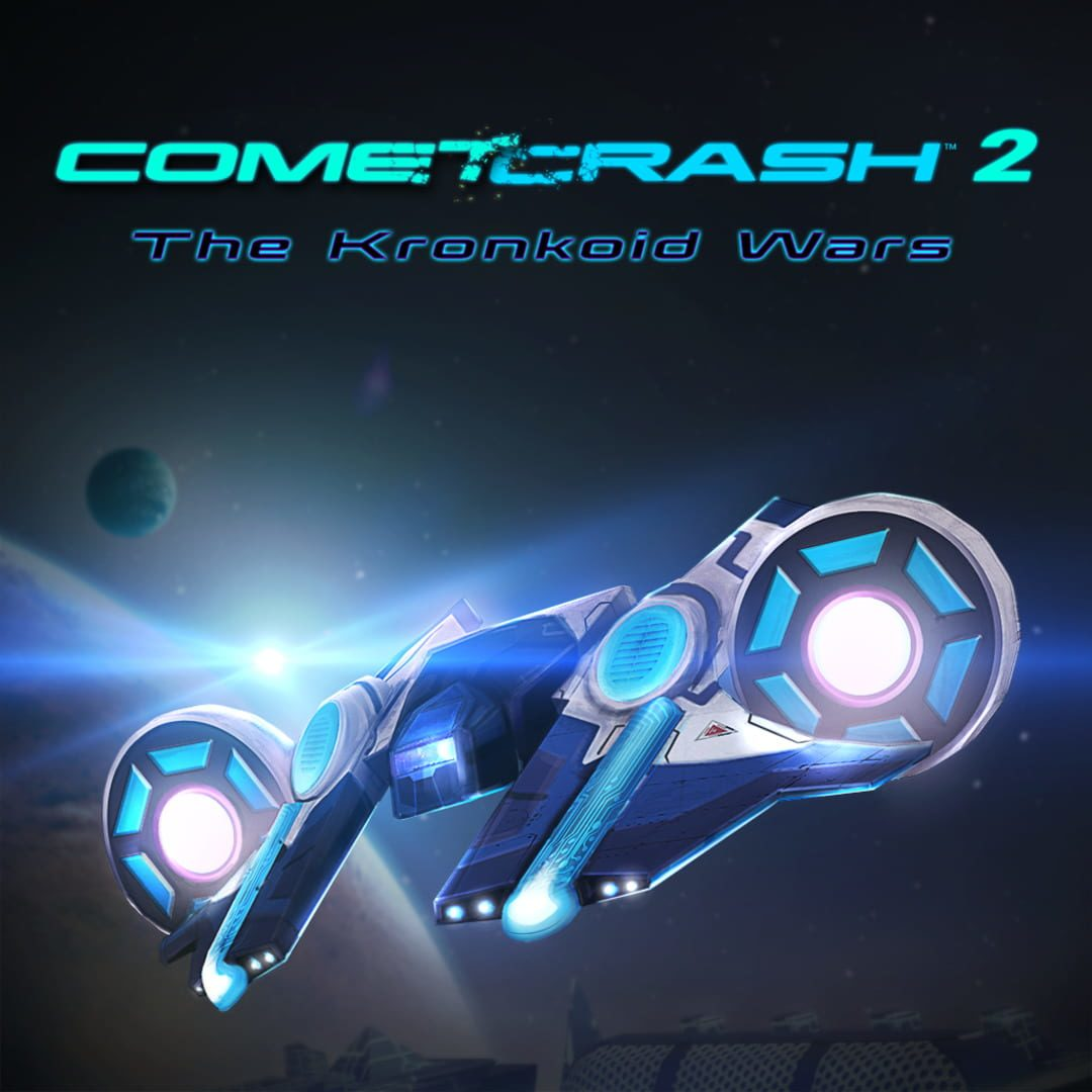 buy Comet Crash 2: The Kronkoid Wars cd key for psn platform
