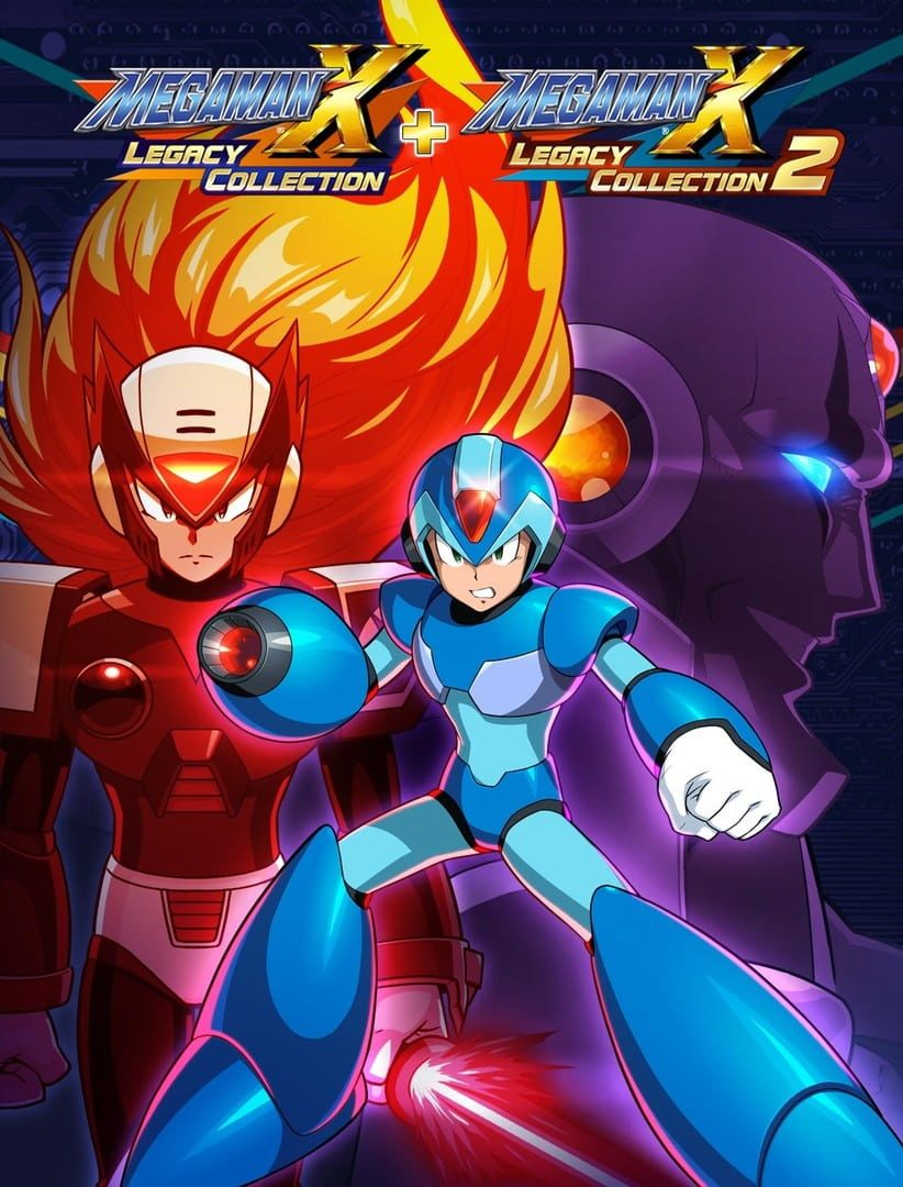 buy Mega Man X Legacy Collection 1+2 cd key for all platform