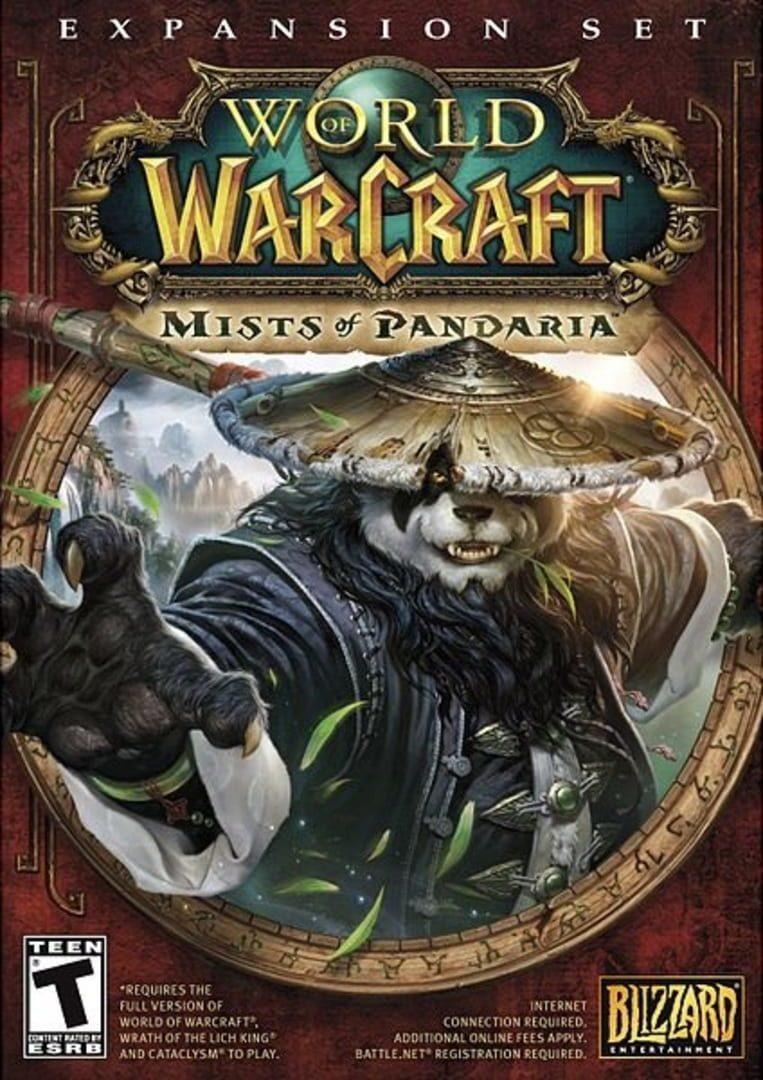 buy World of Warcraft: Mists of Pandaria cd key for all platform