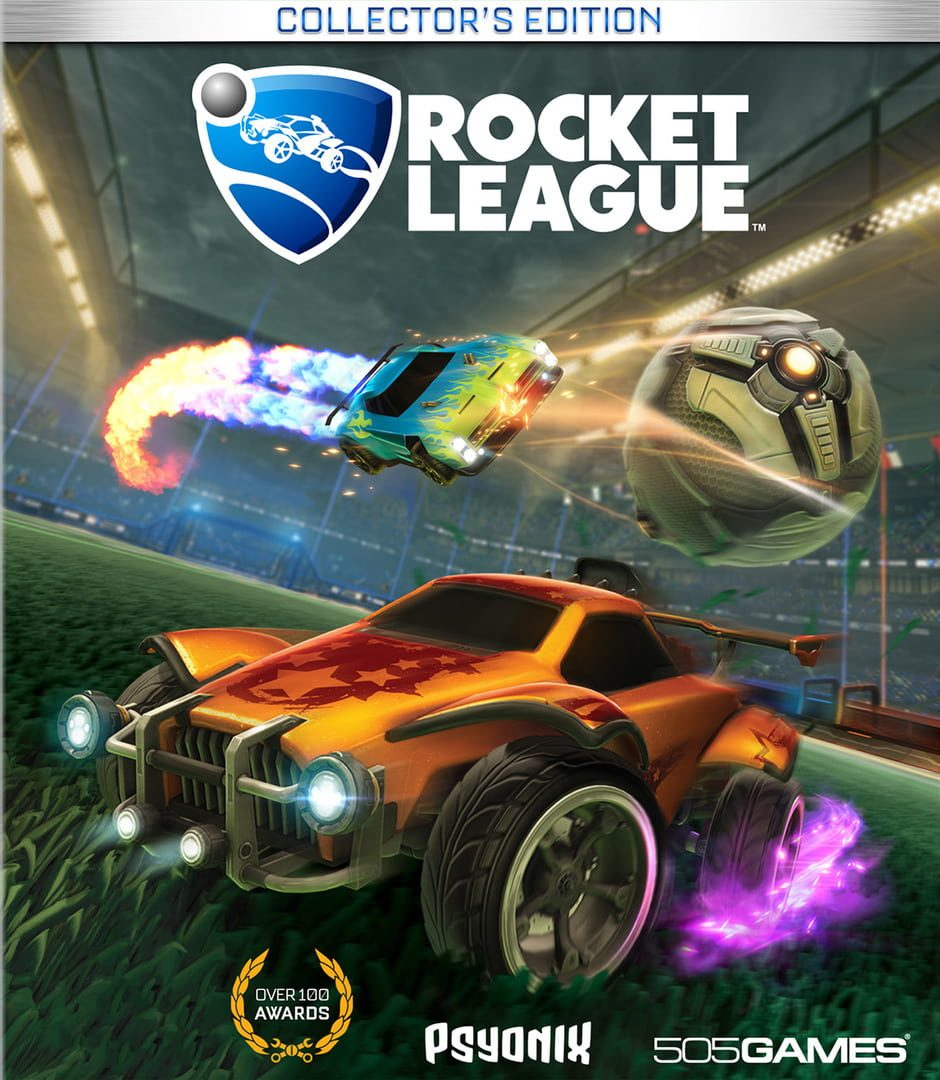 buy Rocket League: Collector's Edition cd key for pc platform