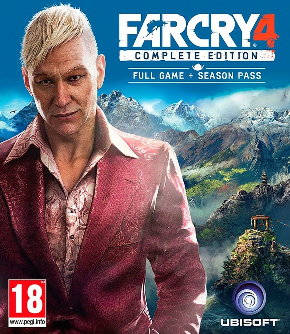 buy Far Cry 4: Complete Edition cd key for all platform