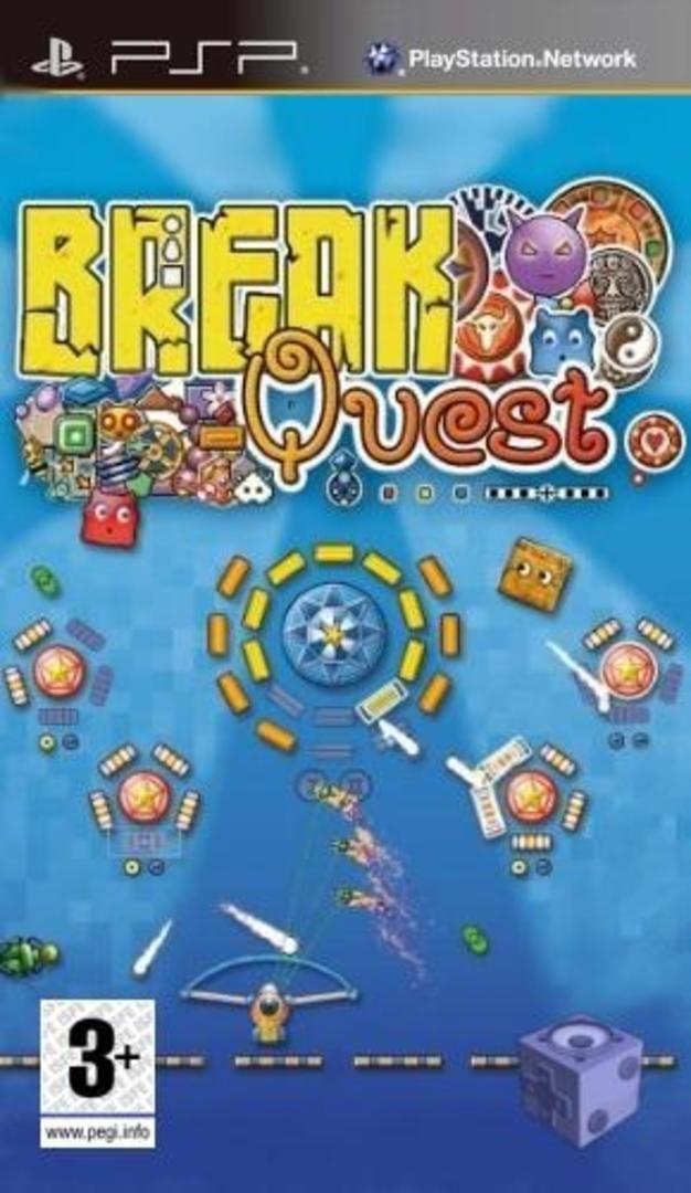 buy BreakQuest cd key for all platform
