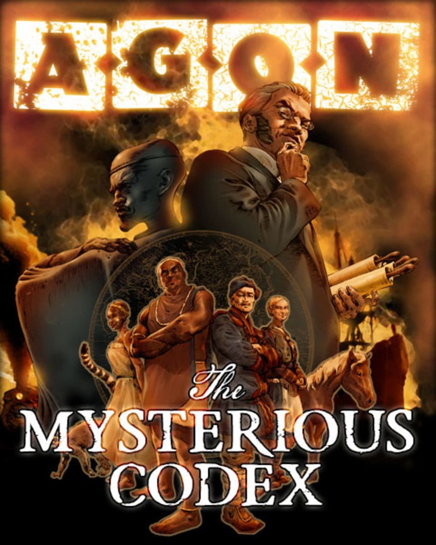 buy Agon: The Mysterious Codex cd key for all platform