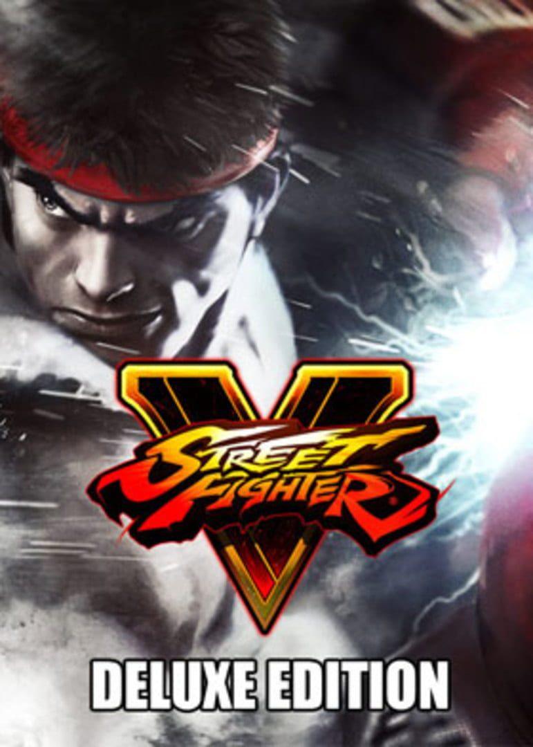 buy Street Fighter V: 2017 Deluxe Edition cd key for all platform