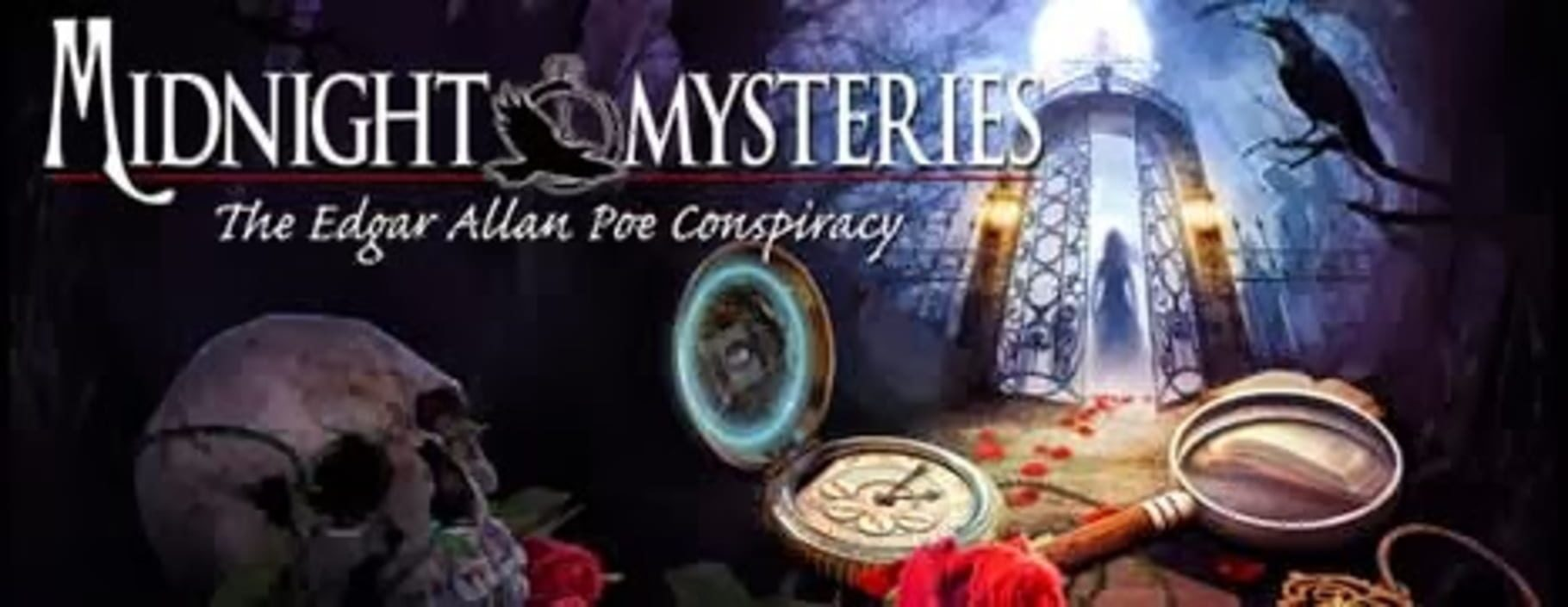buy Midnight Mysteries: The Edgar Allan Poe Conspiracy cd key for all platform