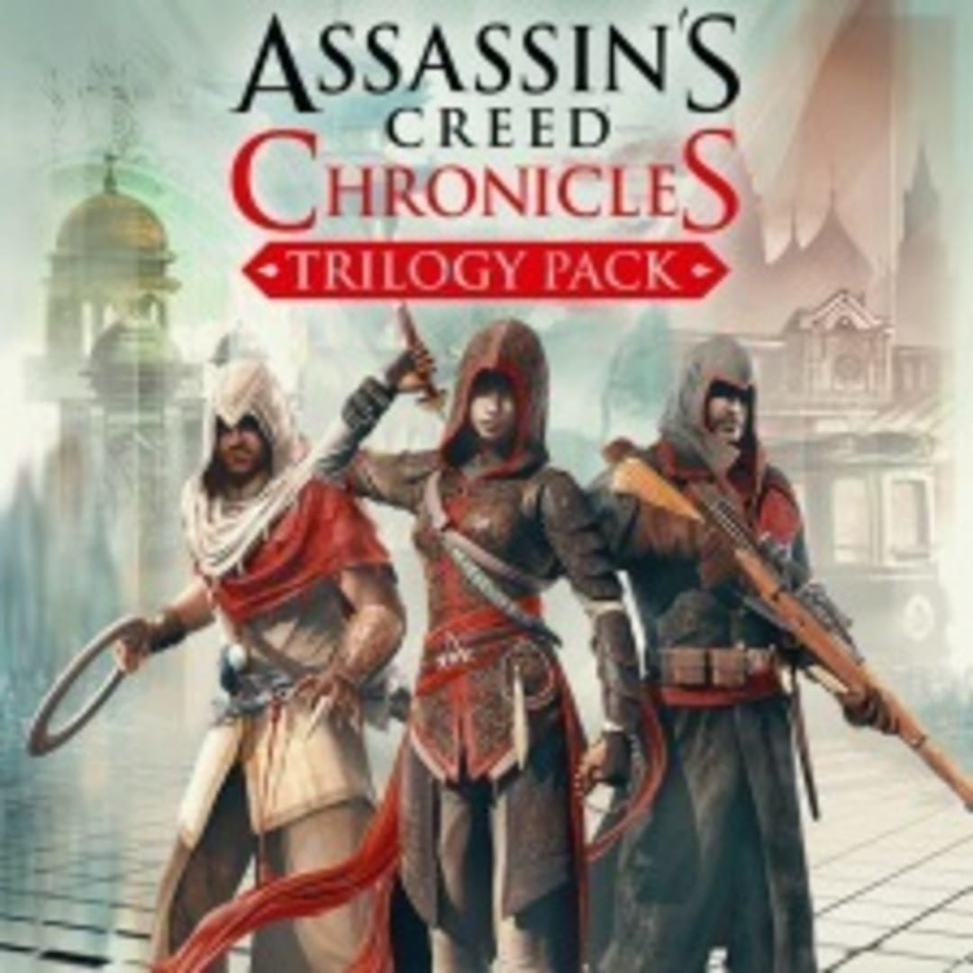buy Assassin's Creed Chronicles: Trilogy Pack cd key for all platform