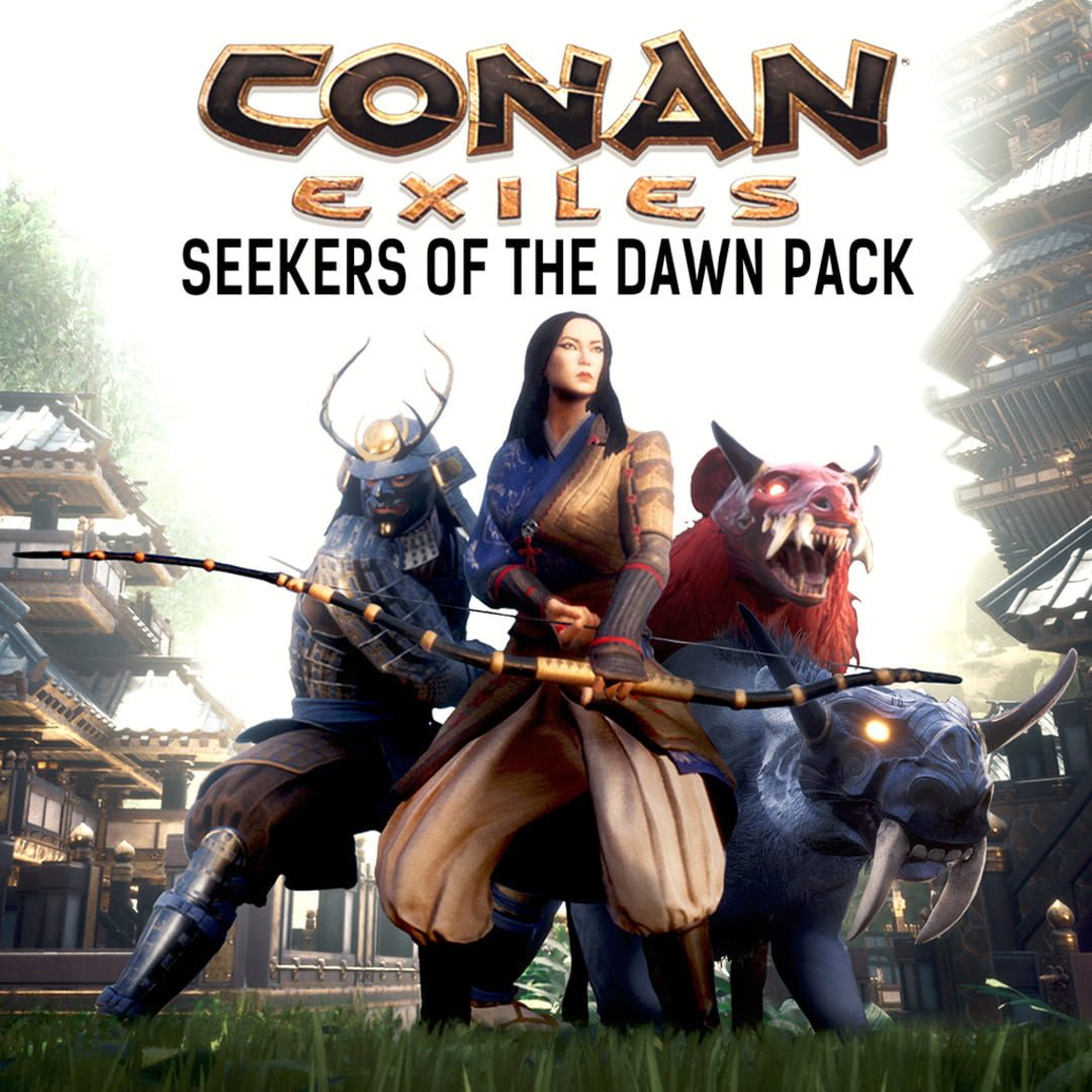 buy Conan Exiles: Seekers of the Dawn cd key for all platform