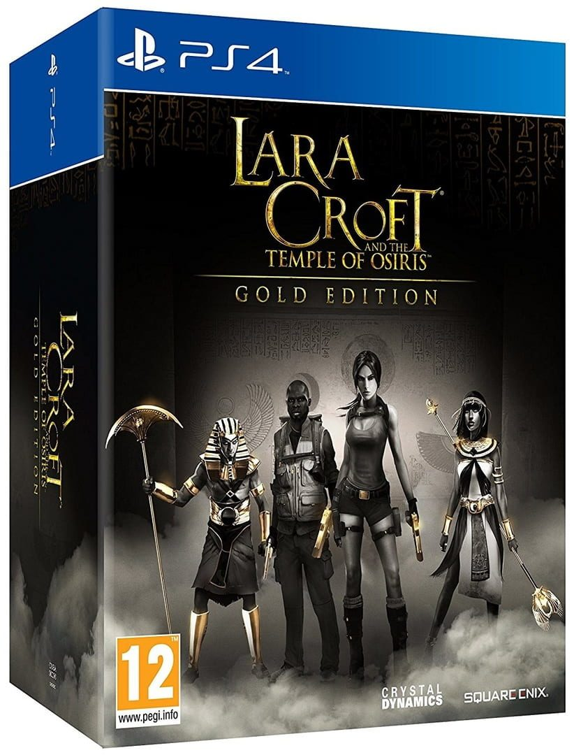 buy Lara Croft and the Temple of Osiris: Gold Edition cd key for all platform